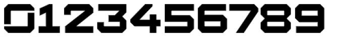 Squartiqa 4F Light Font OTHER CHARS