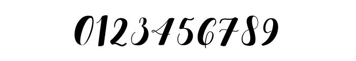 Srikonitta Script Two Font OTHER CHARS