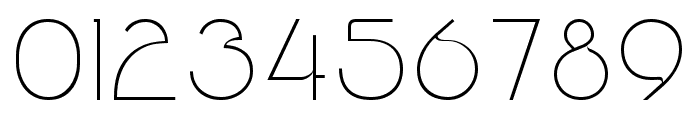 Srinova Regular Font OTHER CHARS