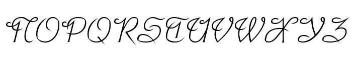 Srisakdi Regular Font UPPERCASE