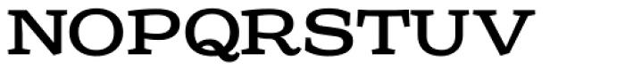 Sreda Font UPPERCASE