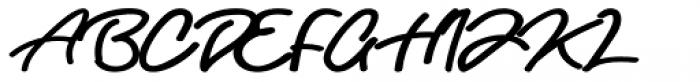 Sri Kandi Regular Font UPPERCASE
