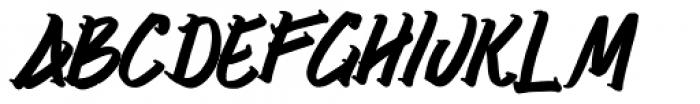 Srikaya Bold Italic Font UPPERCASE