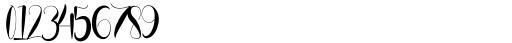 Srykandi Regular Font OTHER CHARS