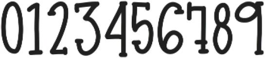 SS Chunky Buffalo PRO otf (400) Font OTHER CHARS