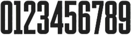 SS GreyHood Nine otf (400) Font OTHER CHARS