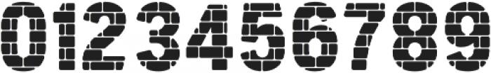 SS GreyHood Six otf (400) Font OTHER CHARS