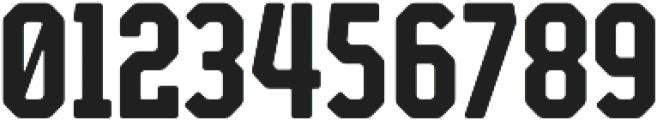 SS GreyHood Three otf (400) Font OTHER CHARS