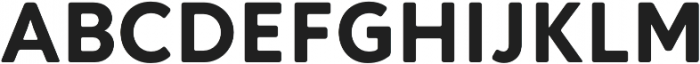 SS GreyHood Two otf (400) Font LOWERCASE