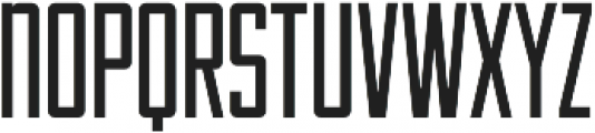 SS Metroviation Six otf (400) Font LOWERCASE