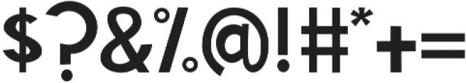 SS-Pickleberry Medium otf (500) Font OTHER CHARS
