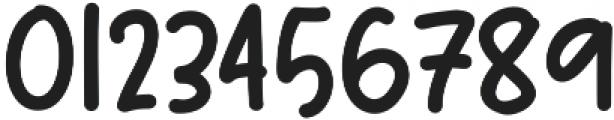 SS Sugar Beat Medium otf (500) Font OTHER CHARS