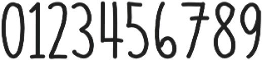 SS Vanilla Gelato otf (400) Font OTHER CHARS