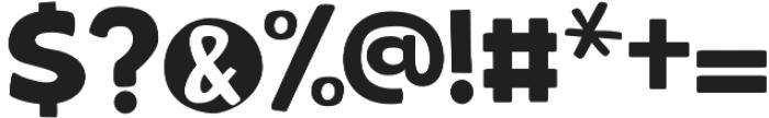 SS garbanzo regular Medium otf (500) Font OTHER CHARS