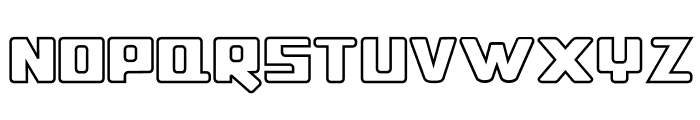 ssboldin-Line Font LOWERCASE