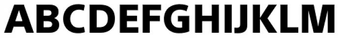 SST Heavy Font UPPERCASE