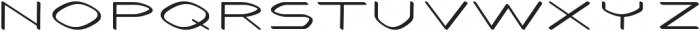 Stable regular otf (400) Font LOWERCASE