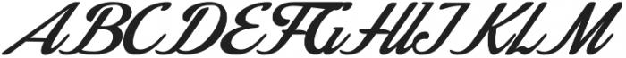 Stainy  otf (400) Font UPPERCASE