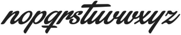 Stainy  otf (400) Font LOWERCASE
