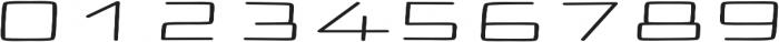 Stamina regular otf (400) Font OTHER CHARS