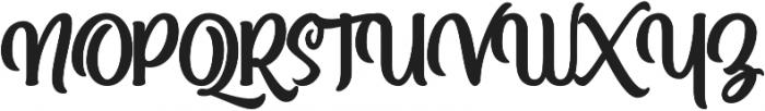 Standley otf (400) Font UPPERCASE