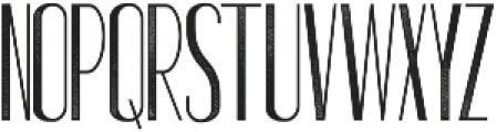 Standy By Regular Grunge ttf (400) Font UPPERCASE