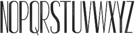 Standy By Regular Grunge ttf (400) Font LOWERCASE