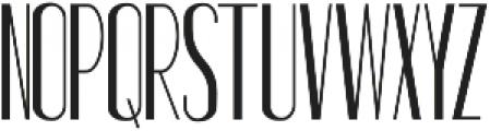 Standy By Regular ttf (400) Font UPPERCASE