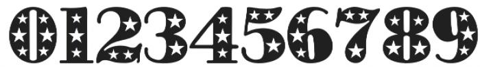 Star Studded otf (400) Font OTHER CHARS