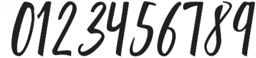 Star Tail otf (400) Font OTHER CHARS