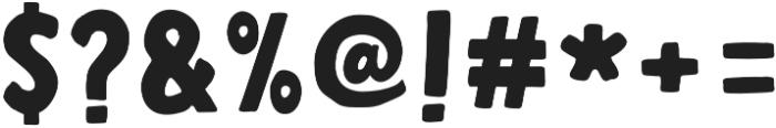 Starbrush Regular otf (400) Font OTHER CHARS
