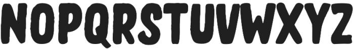 Starbrush Regular otf (400) Font UPPERCASE