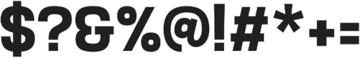 Starch Regular otf (400) Font OTHER CHARS