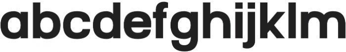 Starch Regular otf (400) Font LOWERCASE