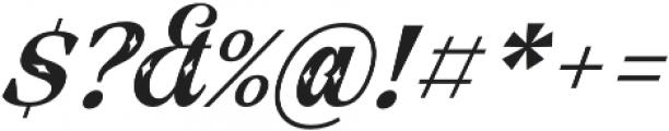 Starella Tattoo Deco otf (400) Font OTHER CHARS