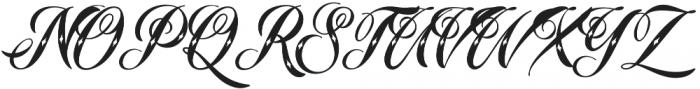 Starella Tattoo Deco otf (400) Font UPPERCASE