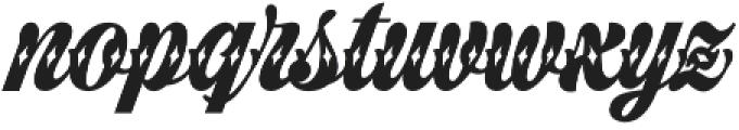 Starella Tattoo Deco otf (400) Font LOWERCASE