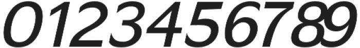 Stark semi-bold-italic otf (600) Font OTHER CHARS