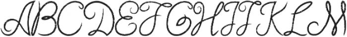 Starlight Aged otf (300) Font UPPERCASE