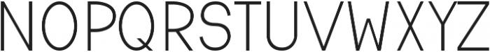 Starline Sans otf (400) Font UPPERCASE