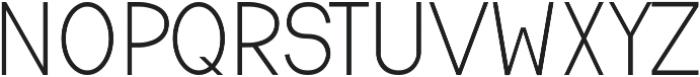Starline Sans otf (400) Font LOWERCASE