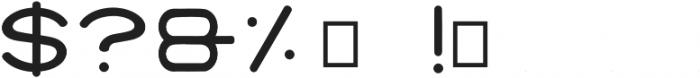 Starlite otf (400) Font OTHER CHARS