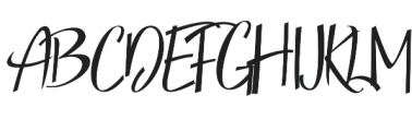 StarmiX otf (400) Font UPPERCASE