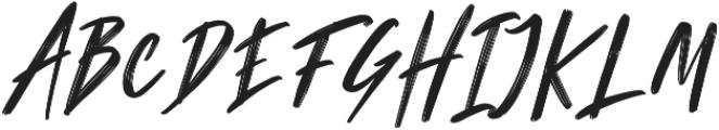 Starshy otf (400) Font UPPERCASE