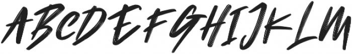 Starshy otf (400) Font LOWERCASE