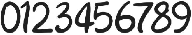 Start Living otf (400) Font OTHER CHARS