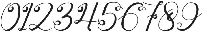 Stasya Regular otf (400) Font OTHER CHARS