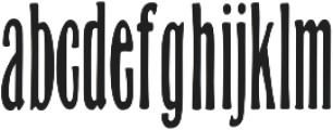 Stately GG Front otf (400) Font LOWERCASE