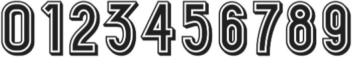 Station No.5 otf (400) Font OTHER CHARS