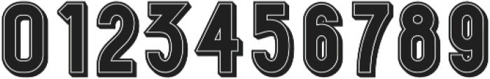 Station No.6 otf (400) Font OTHER CHARS